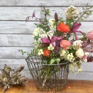 SpadaFlora Flower Bar-Saturday 10/24