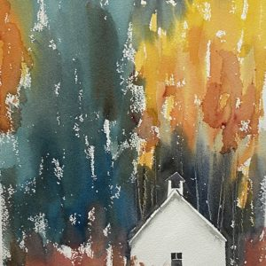 Private Watercolor Workshop (Hilde): Oct. 30, 3-6pm