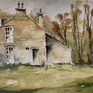 Private Workshop: 4 Part Watercolor Series, Sept.-Dec.