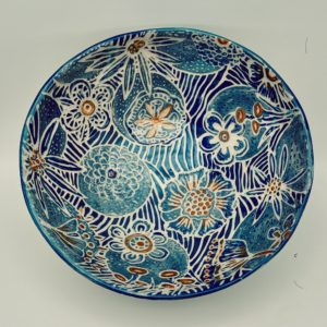 Private Class: Sgraffito Platter Workshop: 10/13, 6-9:30pm