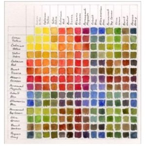 Color Theory in Watercolor