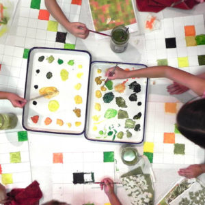 Multi Media and Clay Class Series for Young Children (ages 5-8), October 6, 13, 20, 27, 3:15-4:30pm