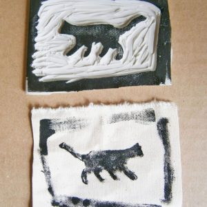 Mixed Media and Clay Class Series for Teens Starting 10/5